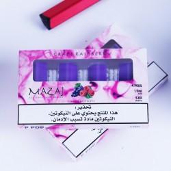 P POD - PHIX Compatible - MAZAJ Grape Raspberry