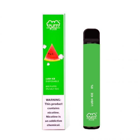 Puff Bar Plus Disposable Pod Device (800puff) - LUSH ICE