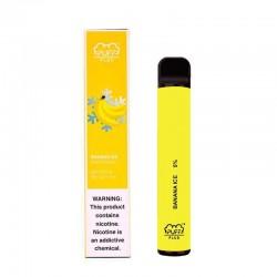 Puff Bar Plus Disposable Pod Device (800puff) - BANANA ICE