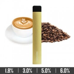 Puff Bar Plus Disposable Pod Device (800puff) - CAPPUCCINO