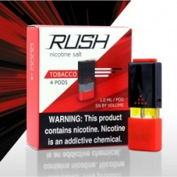 RUSH PODS - TOBACCO