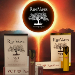 Ripe Vapes - VCT PALM Disposable Pods