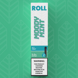 ROLL DISPOSABLE POD - Moody Mint