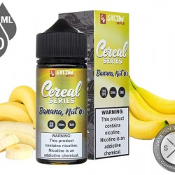 Shijin Vapor - Cereal Series - Banana Nut O's