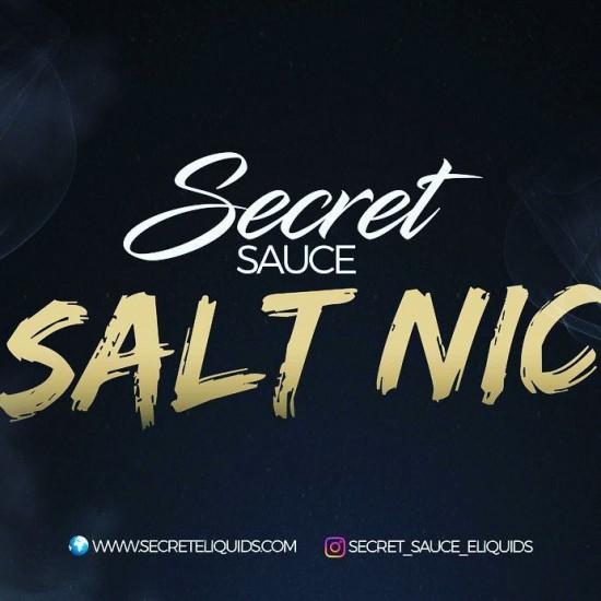 SaltNic - Secret Sauce -  Custard