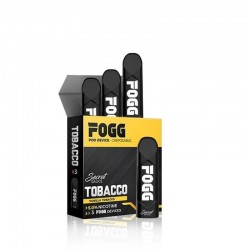 FOGG Disposable Pod Device (3pods) - Secret Sauce Tobacco