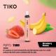 TIKO Disposable with Filter (1500puff-50mg) - Strawberry Banana