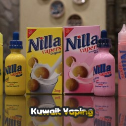 TintedBrew / Nilla Vapers - CHURROS & MILK NILLA