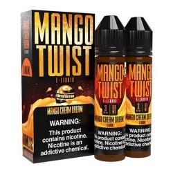 Twist Eliquids - Mango Twist - MANGO CREAM DREAM (LIMITED EDITION)