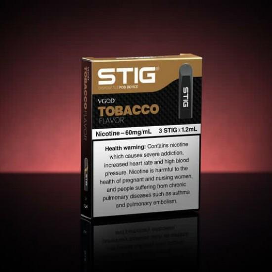 STIG Disposable 3Pods Pack