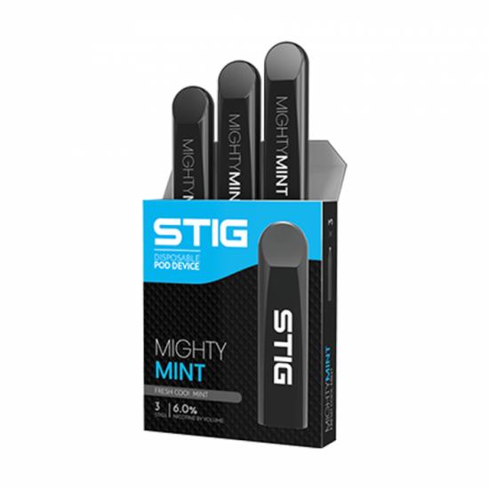 STIG Disposable Pods 3-Pack