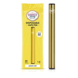 VapeDinnerLady Disposable Vape Pen (400Puffs) - Lemon Tart