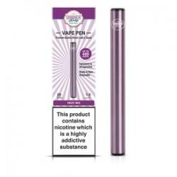 VapeDinnerLady Disposable Vape Pen (400Puffs) - Fruit Mix