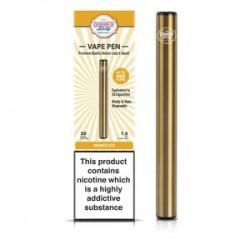 VapeDinnerLady Disposable Vape Pen (400Puffs) - Mango Ice