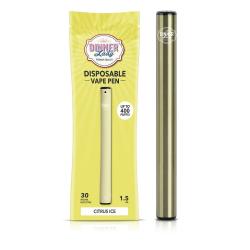 VapeDinnerLady Disposable Vape Pen (400Puffs) - CITRUS ICE