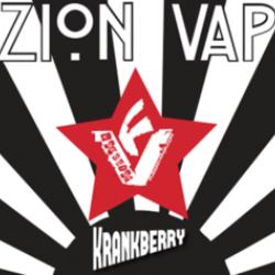 FITT Flavor Cartridges - Fruity - KRANKBERRY REFILL (2 PACK) - by FUZION VAPOR