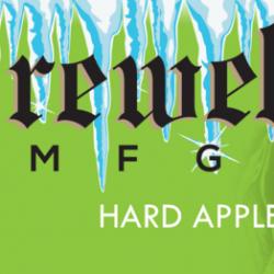 FITT Flavor Cartridges - Menthol - HARD APPLE MINT (2 PACK) - by BREWELL