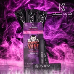 PINKMAN Disposable Pods by VampireVape