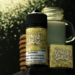 Vaper Treats - Cookies & Custard - 100ml
