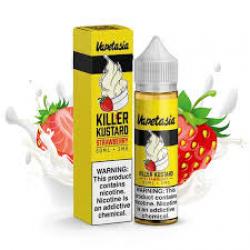 Vapetasia - Killer Kustard Strawberry (Expires 8-2020)