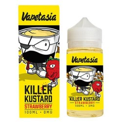 Vapetasia - Killer Kustard Strawberry