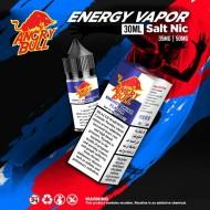 ANGRY BULL - SaltNic - RedBull Energy Drink