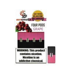 eonSmoke Pods for Juul (4Pods-60MG) - Grape