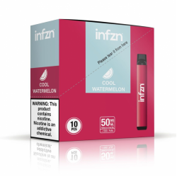 INFZN Disposable Vape (1500Puff-50mg) - Cool Watermelon