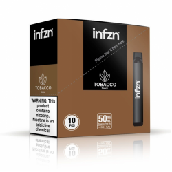 INFZN Disposable Vape (1500Puff-50mg) - Tobacco