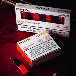 PHIX Pods - Hard Strawberry
