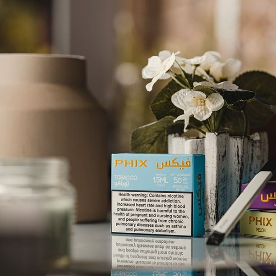 PHIX Pods - Ice Tobacco