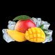 SINBAD SPARK XL BadBoy Disposable (50mg,3000Puff) - MANGO ICE